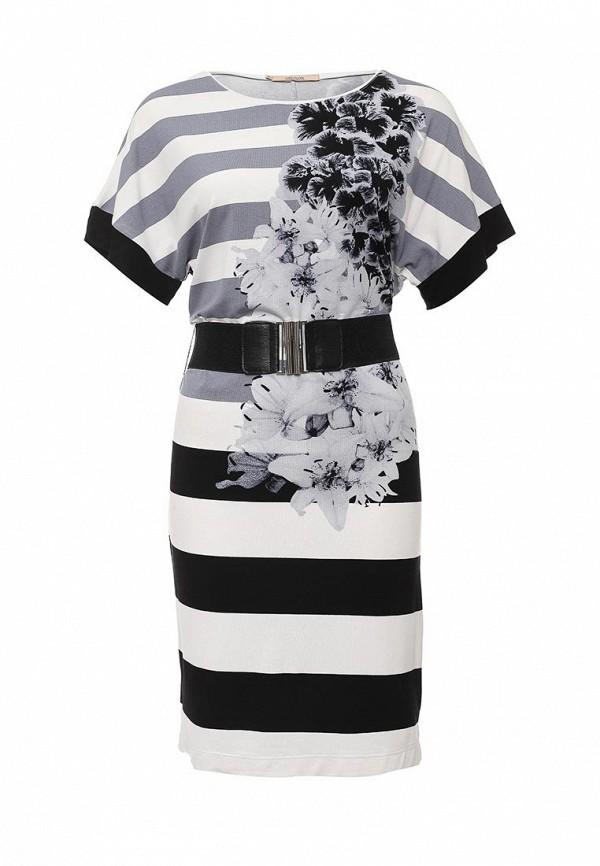 Платье-миди Vis-a-Vis DR6189 GREY
