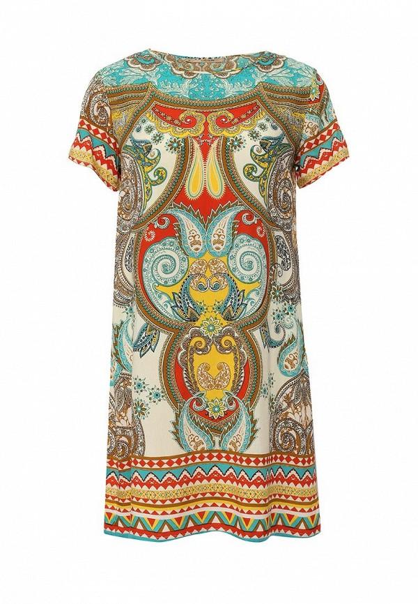 Платье-миди Vis-a-Vis D3206 MILK
