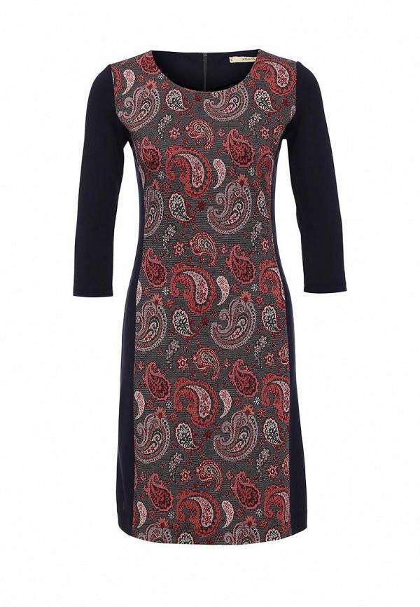 Вязаное платье Vis-a-Vis DR6309
