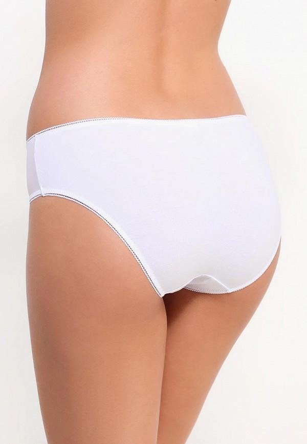Фото 8 - женские трусы Vis-a-Vis белого цвета