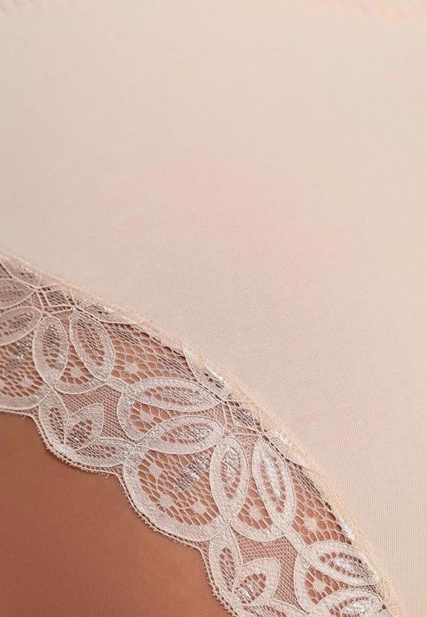 Фото 11 - женские трусы Vis-a-Vis бежевого цвета