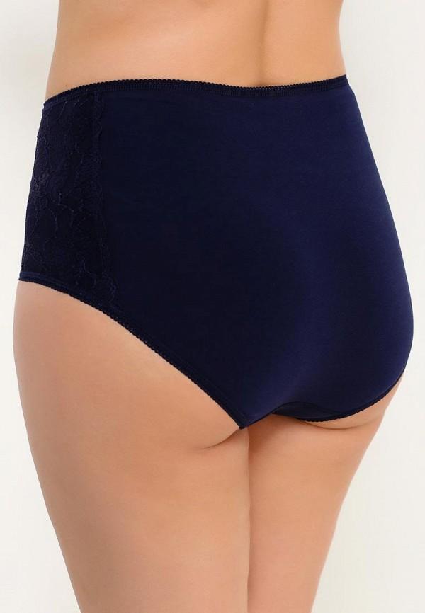 Фото 3 - женские трусы Vis-a-Vis синего цвета