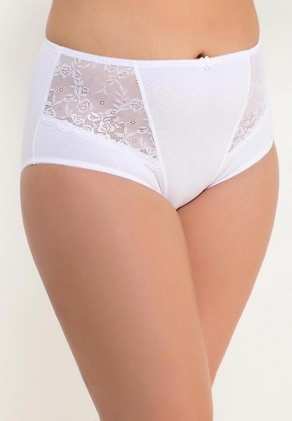 Фото 9 - женские трусы Vis-a-Vis белого цвета