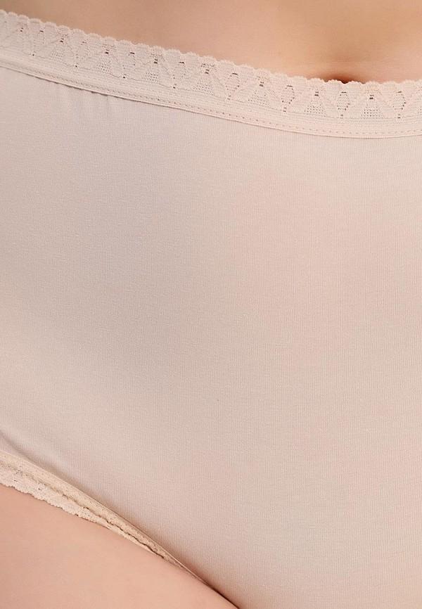 Фото 4 - женские трусы Vis-a-Vis бежевого цвета