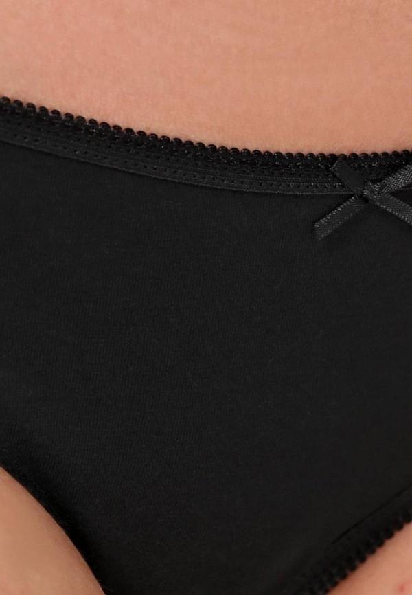 Фото 4 - женские трусы Vis-a-Vis черного цвета