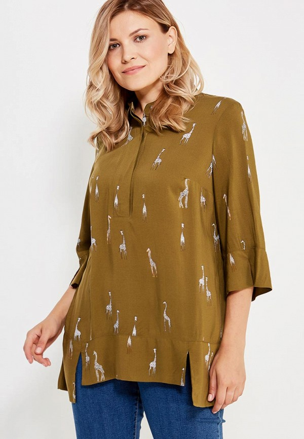 Блуза Vis-a-Vis Vis-a-Vis VI003EWWHL33 блуза vis a vis vis a vis vi003ewxpt29