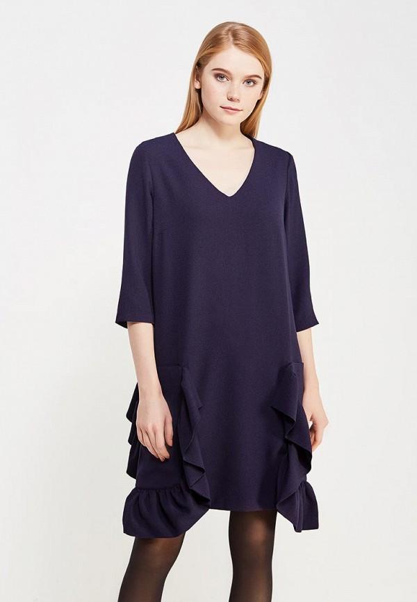 Фото - женское платье Vis-a-Vis синего цвета
