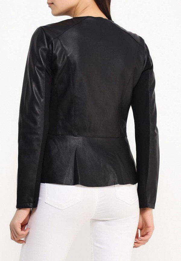 Фото Куртка кожаная Vila. Купить с доставкой