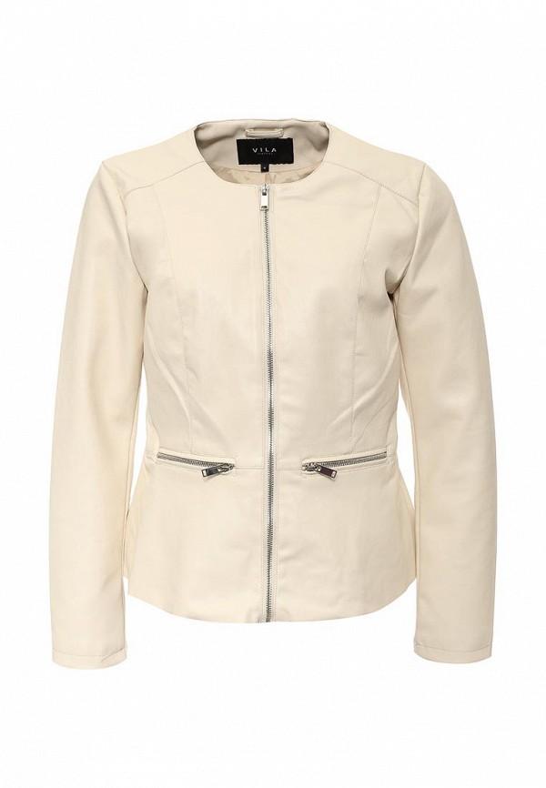 Кожаная куртка Vila 14032628