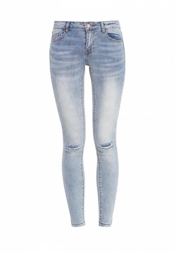 Зауженные джинсы Vila 14033978