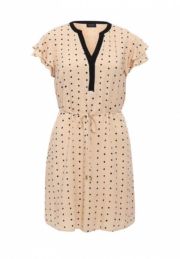 Платье-мини Vila 14036000