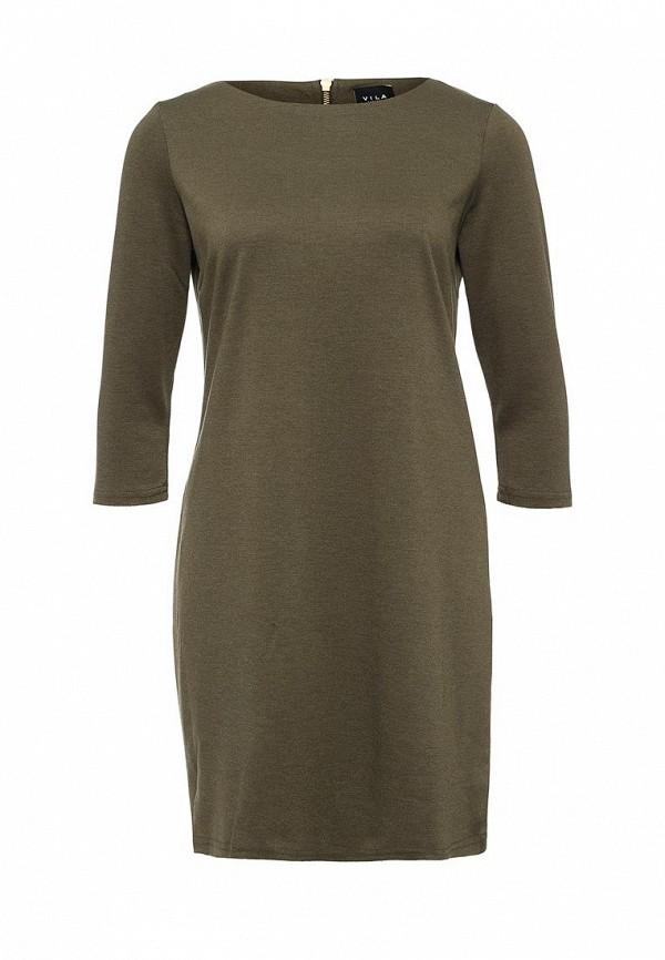 Вязаное платье Vila 14033863