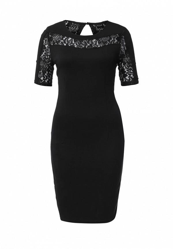 Вязаное платье Vila 14037780