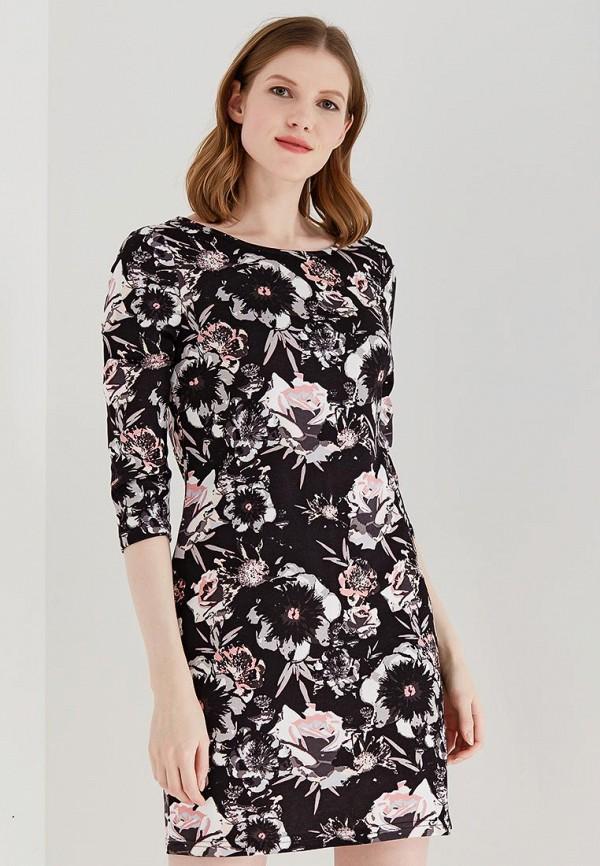 Купить Платье Vila, VI004EWZWM11, черный, Весна-лето 2018