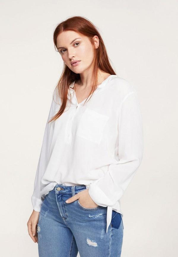 Блуза Violeta by Mango Violeta by Mango VI005EWAFFX1 рубашка mango mango ma002ewymn23