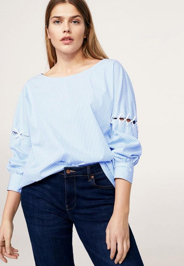 Блуза Violeta by Mango Violeta by Mango VI005EWAQUY3 блуза violeta by mango violeta by mango vi005ewwyi46