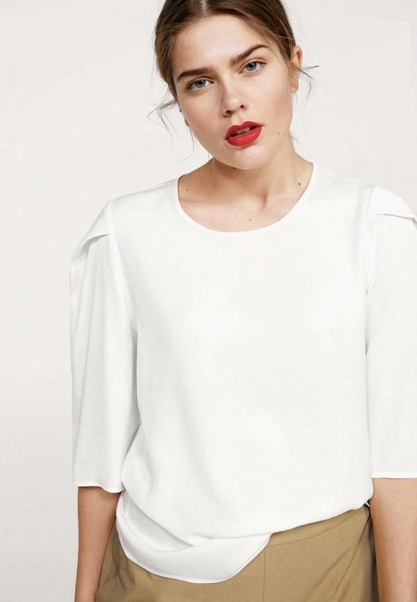 Блуза Violeta by Mango Violeta by Mango VI005EWBEFX0 рубашка mango mango ma002ewymn23