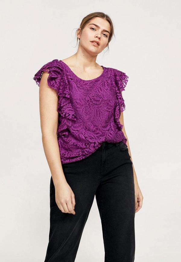 Блуза Violeta by Mango Violeta by Mango VI005EWBGXO3 платье violeta by mango violeta by mango vi005ewafmo2