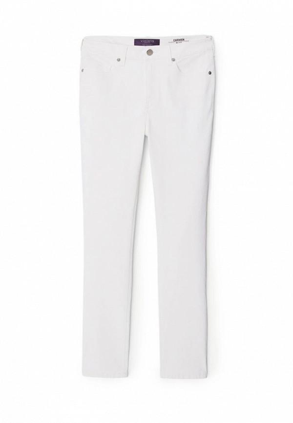 Зауженные джинсы Violeta by Mango (Виолетта бай Манго) 61070209