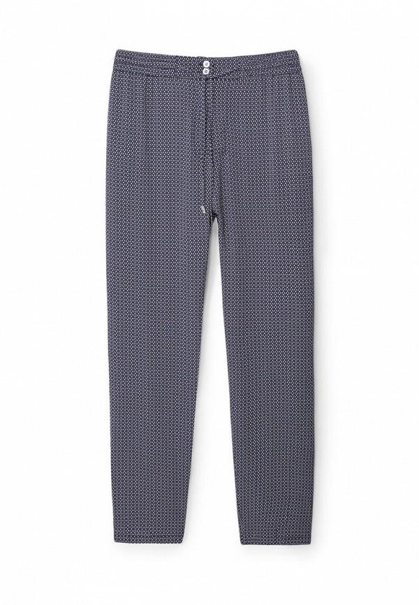 Женские серые брюки Violeta by Mango