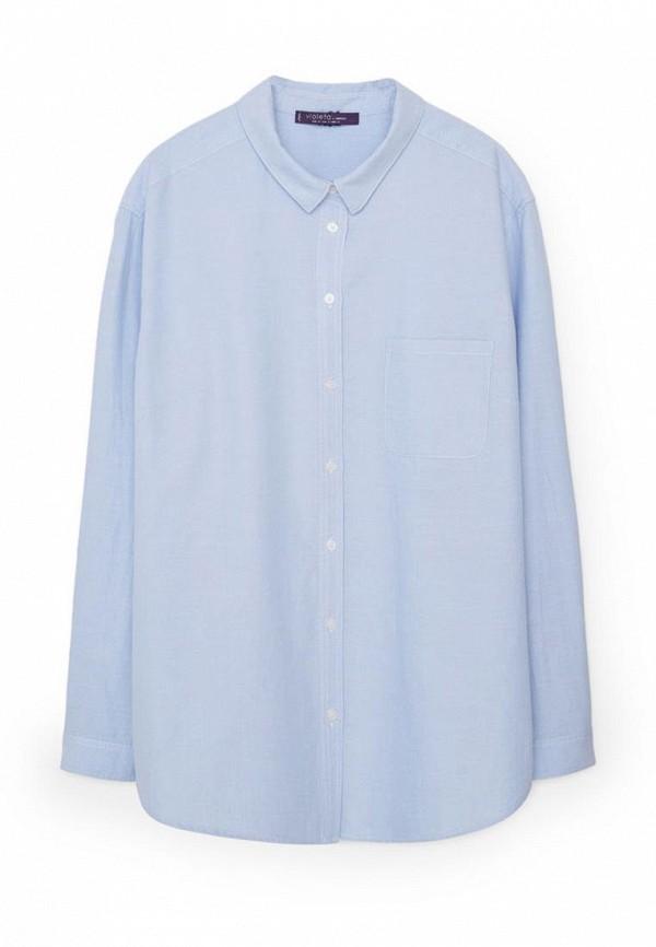 Рубашка Violeta by Mango - OXFORDY