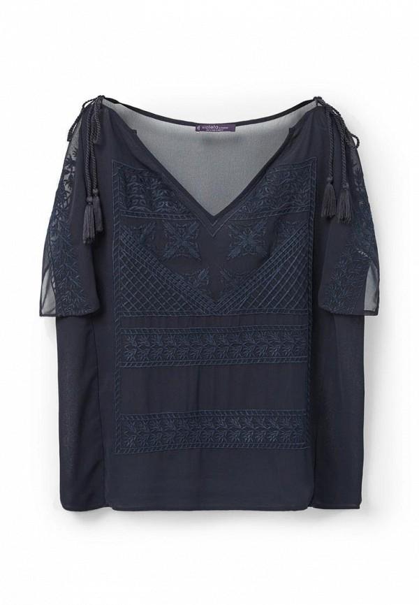 Блуза Violeta by Mango - CANDE