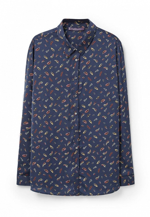 Блуза Violeta by Mango - FIGURA