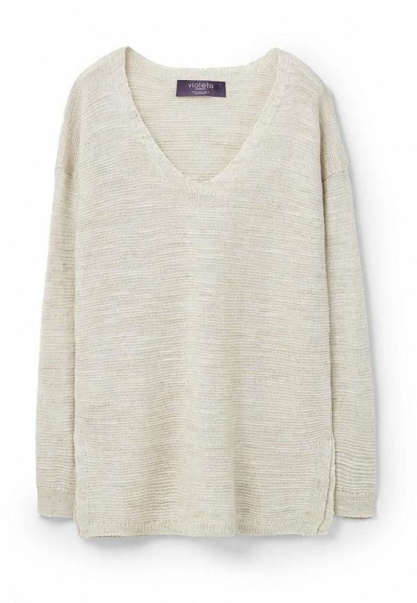 Пуловер Violeta by Mango (Виолетта бай Манго) 63033644