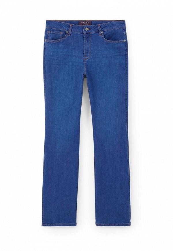 Широкие и расклешенные джинсы Violeta by Mango (Виолетта бай Манго) 63083608