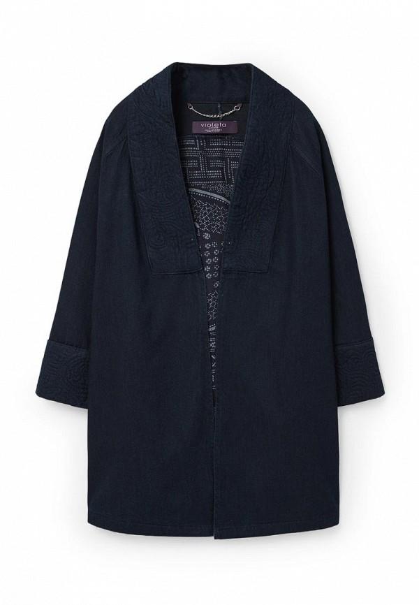 Куртка джинсовая Violeta by Mango - SHIBUYA