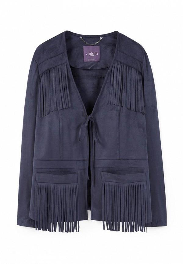 Куртка Violeta by Mango - FRINGE
