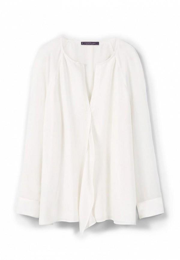 Блуза Violeta by Mango - VAPOR
