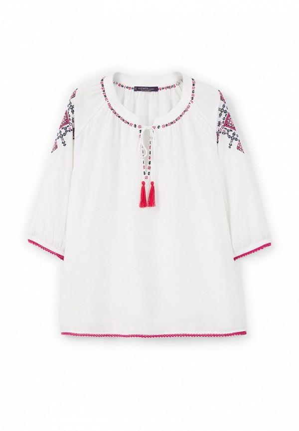 Блуза Violeta by Mango - JOHN