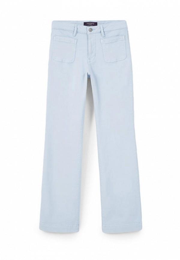 Женские брюки Violeta by Mango (Виолетта бай Манго) 63057537