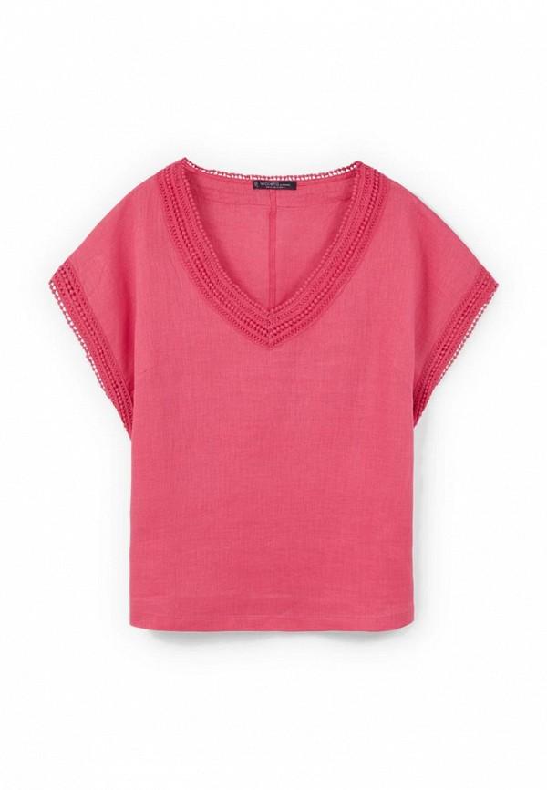 Блуза Violeta by Mango - SIMPLE