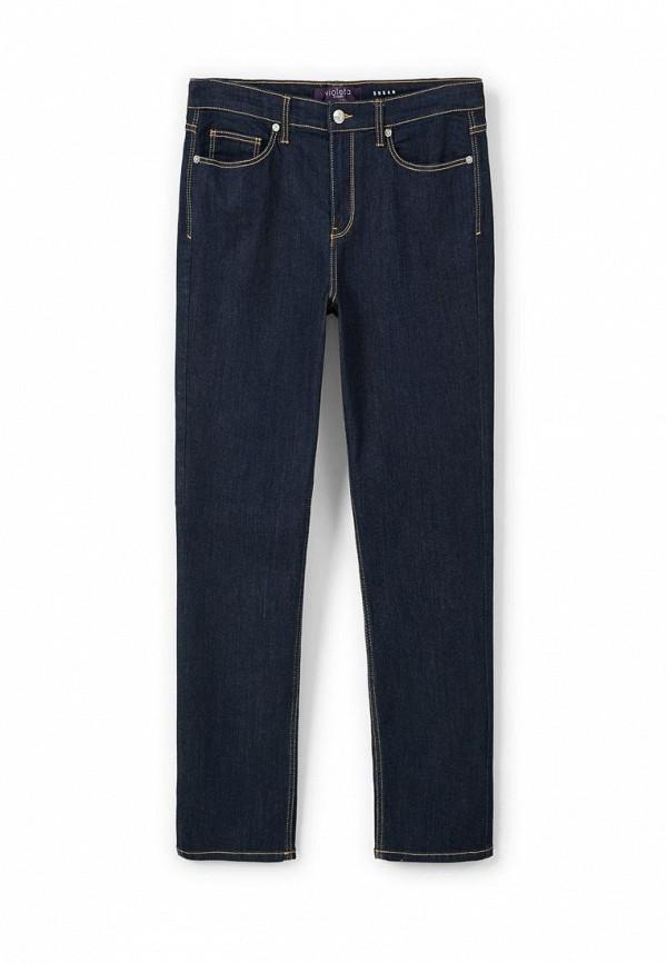 Зауженные джинсы Violeta by Mango (Виолетта бай Манго) 73000052