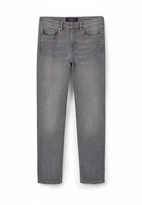 Прямые джинсы Violeta by Mango (Виолетта бай Манго) 73000063