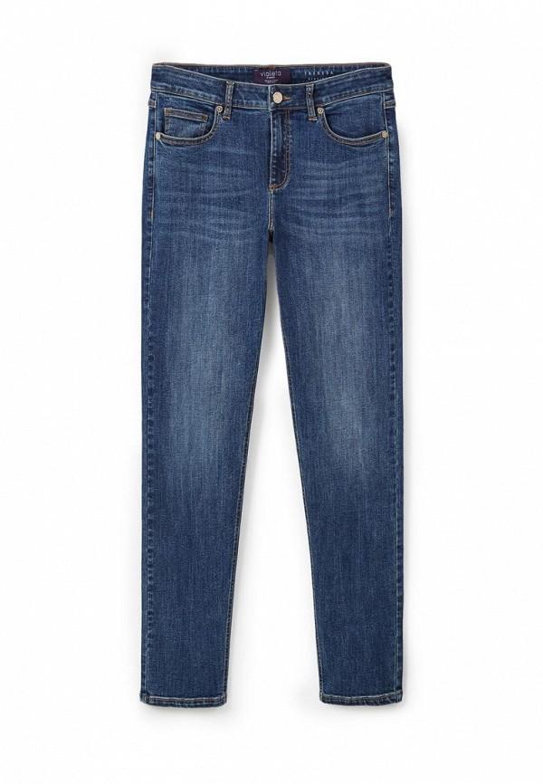 Прямые джинсы Violeta by Mango (Виолетта бай Манго) 73030045