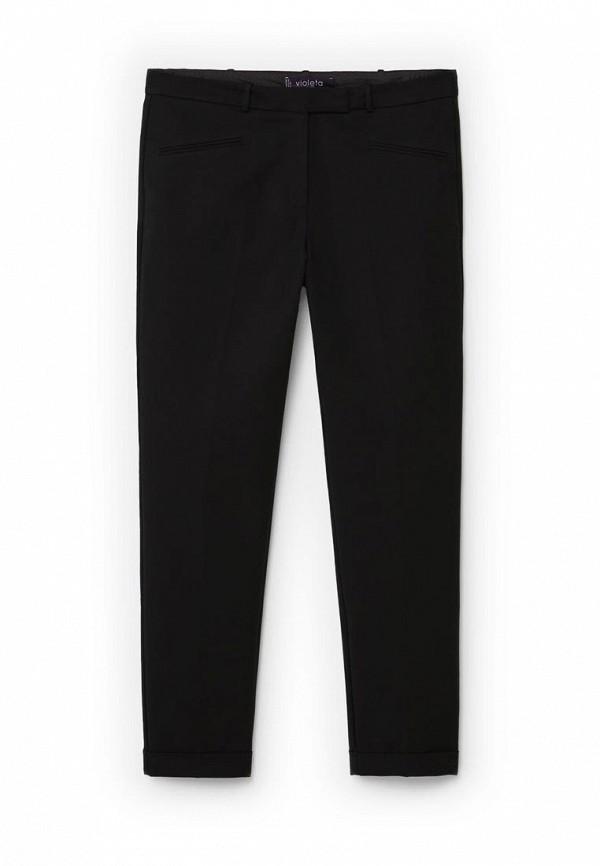 Женские зауженные брюки Violeta by Mango (Виолетта бай Манго) 71083516
