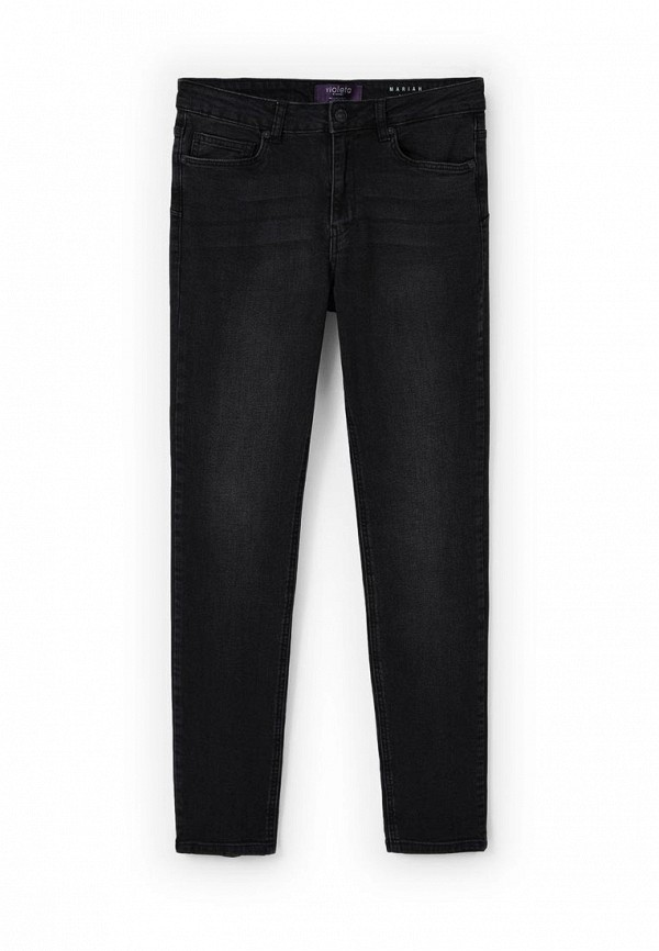Зауженные джинсы Violeta by Mango (Виолетта бай Манго) 73003508