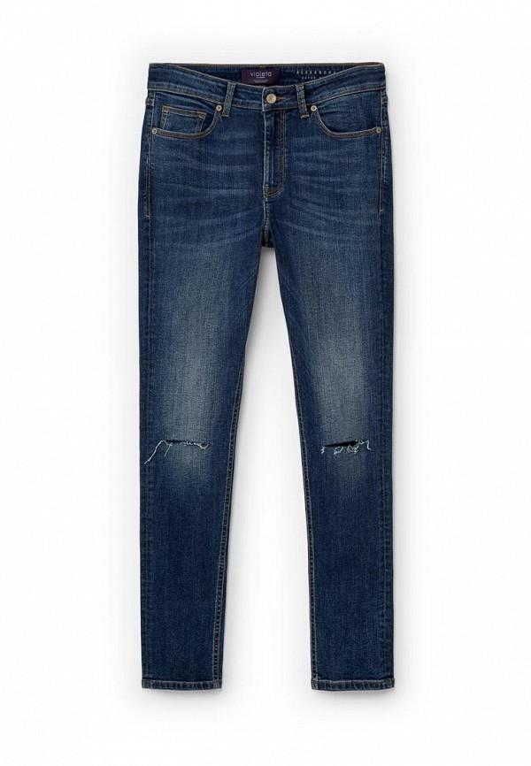 Зауженные джинсы Violeta by Mango (Виолетта бай Манго) 73020064
