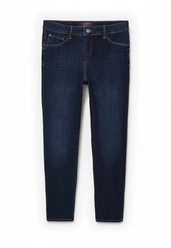 Зауженные джинсы Violeta by Mango (Виолетта бай Манго) 73095550