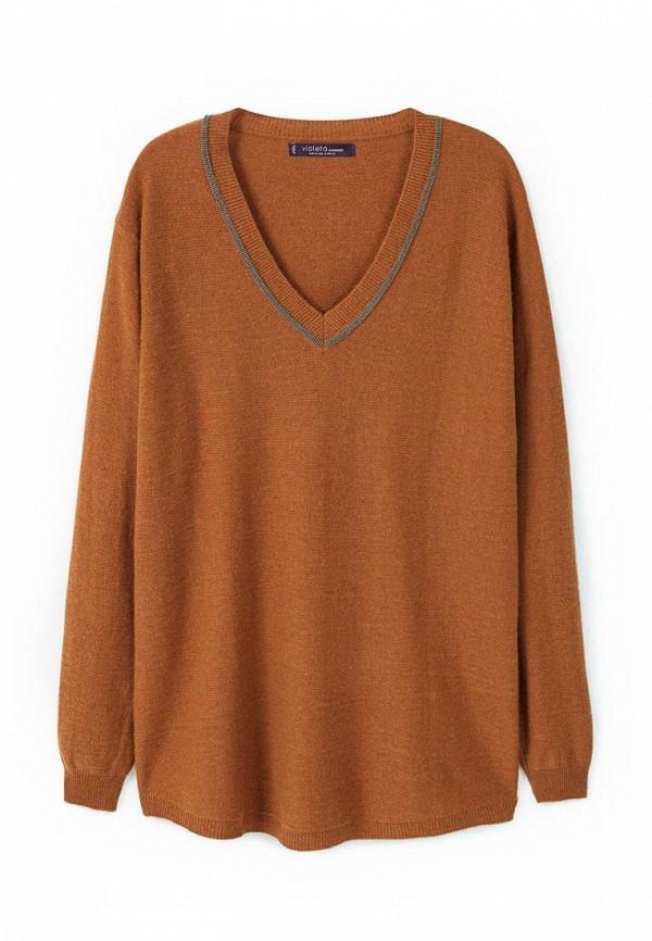 Пуловер Violeta by Mango 73087527