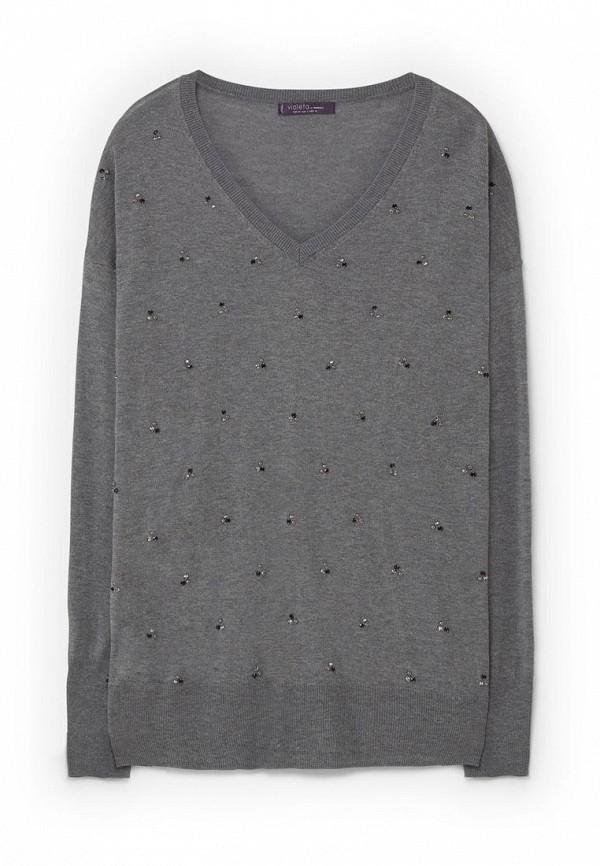 Пуловер Violeta by Mango (Виолетта бай Манго) 73047506