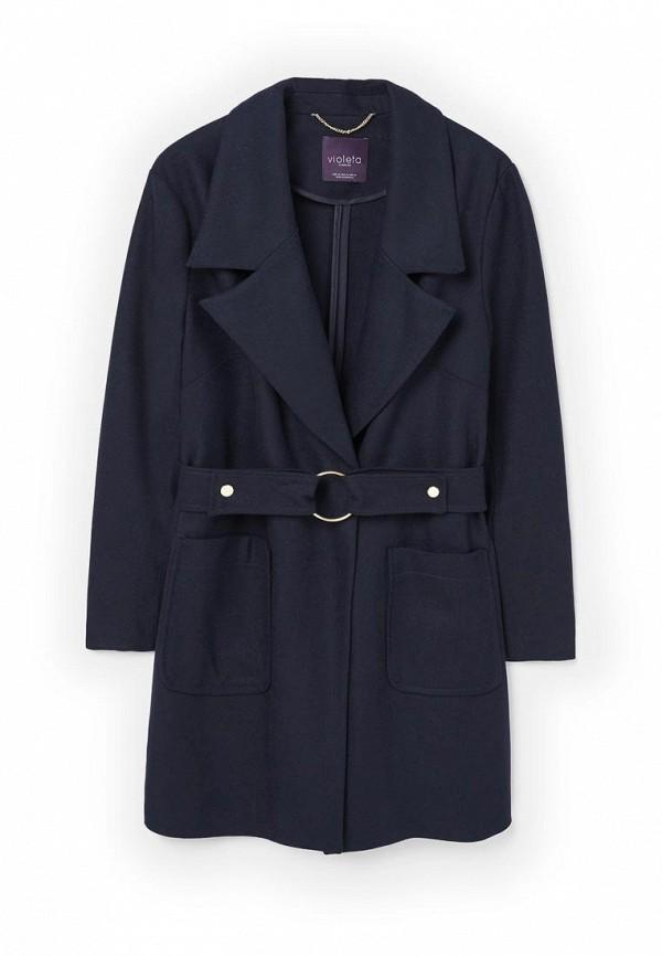Пальто Violeta by Mango 81060273