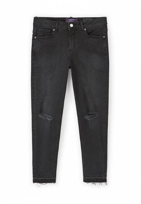 Зауженные джинсы Violeta by Mango (Виолетта бай Манго) 83005523