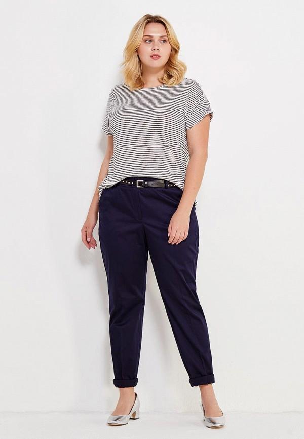 Фото 2 - женскую футболку Violeta by Mango белого цвета