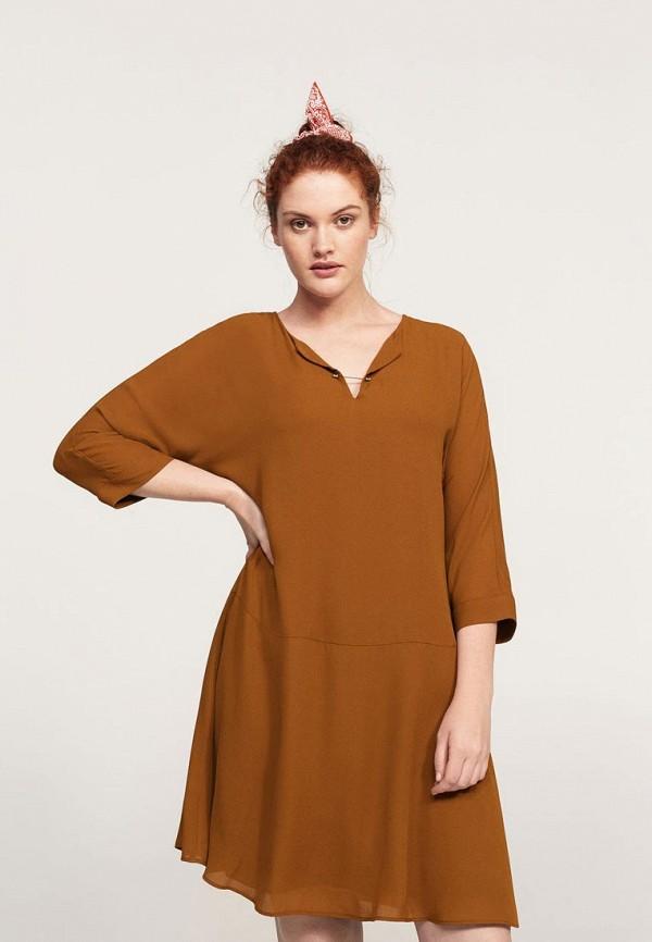 Платье Violeta by Mango Violeta by Mango VI005EWVIY17 платье violeta by mango violeta by mango vi005ewycx30