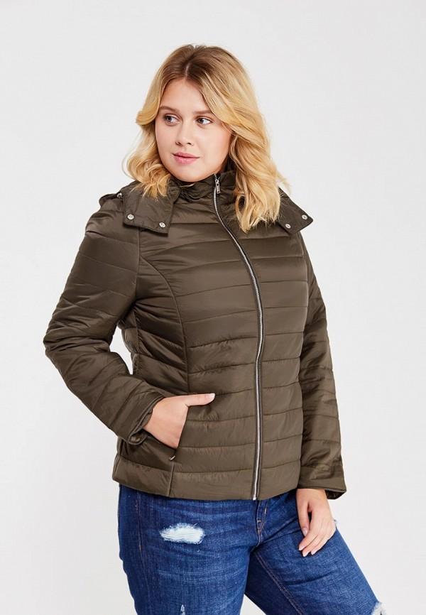 Фото Куртка утепленная Violeta by Mango. Купить с доставкой