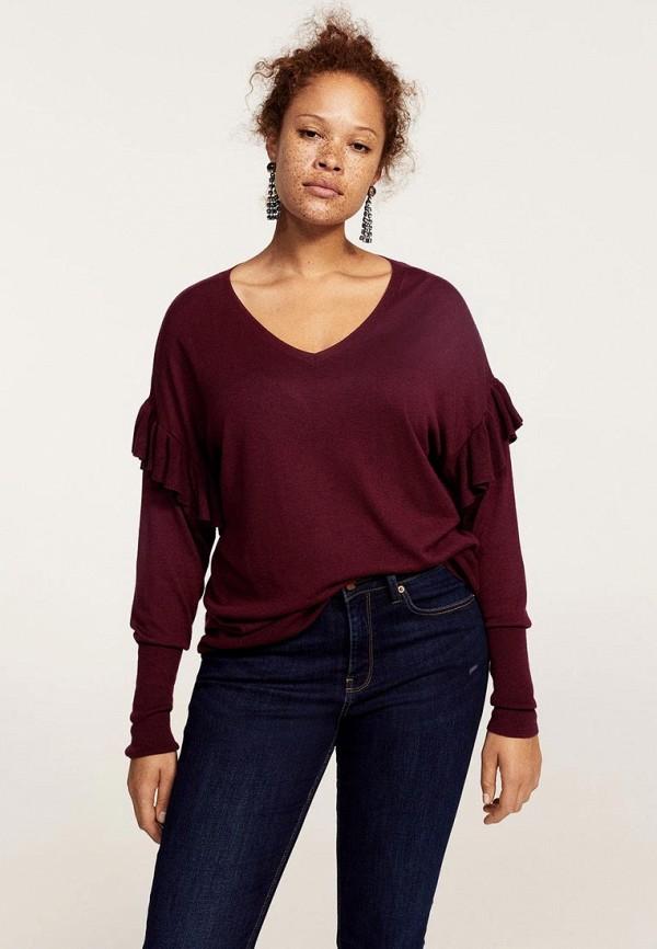 Пуловер Violeta by Mango Violeta by Mango VI005EWWQM51 плащ violeta by mango violeta by mango vi005ewwyc90